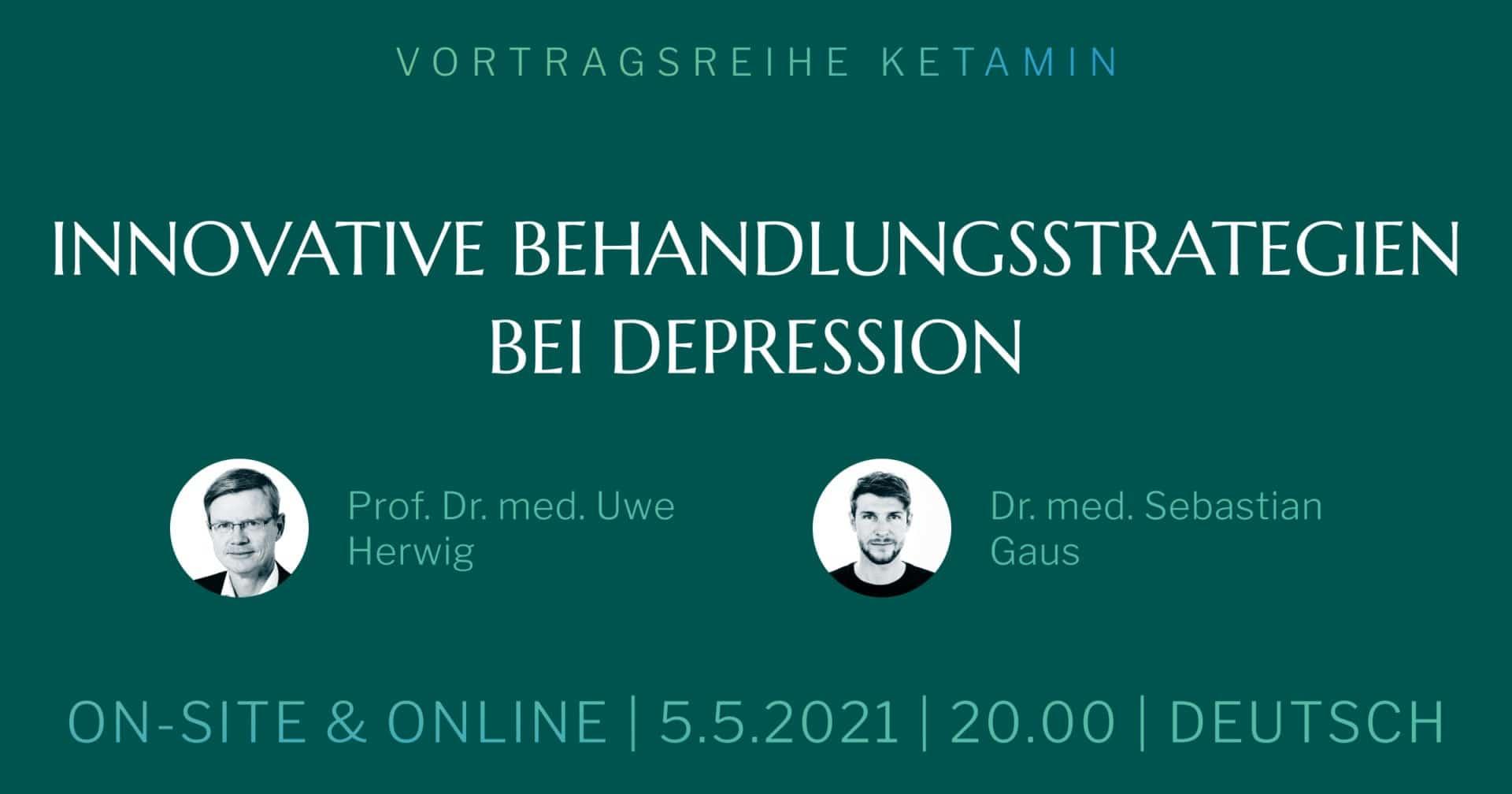 Innovative Behandlungsstrategien bei Depression